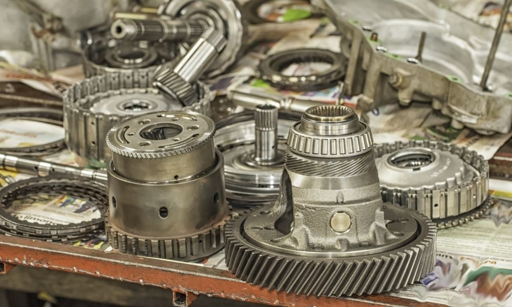 What Does the Transmission Rebuild Process Look Like?